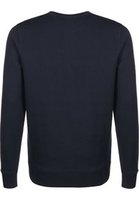 Tommy Jeans - SWEATER CORP LOGO - Mikina - twilight navy - 1