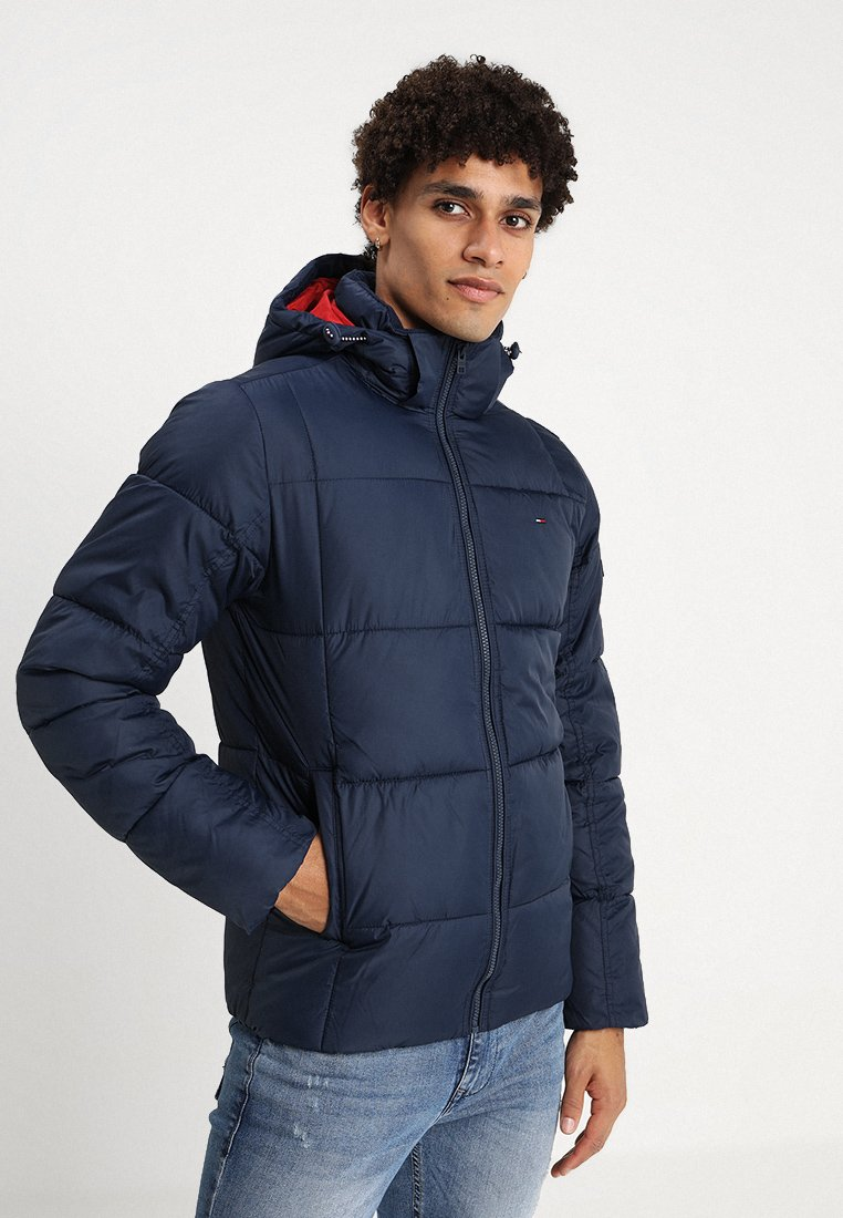 Tommy Jeans - BASIC JACKET - Winterjas - blue