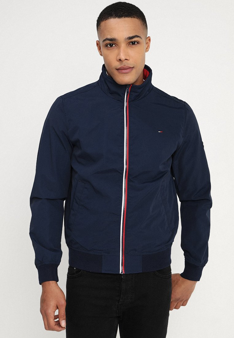 Tommy Jeans - ESSENTIAL CASUAL - Blouson Bomber - blue