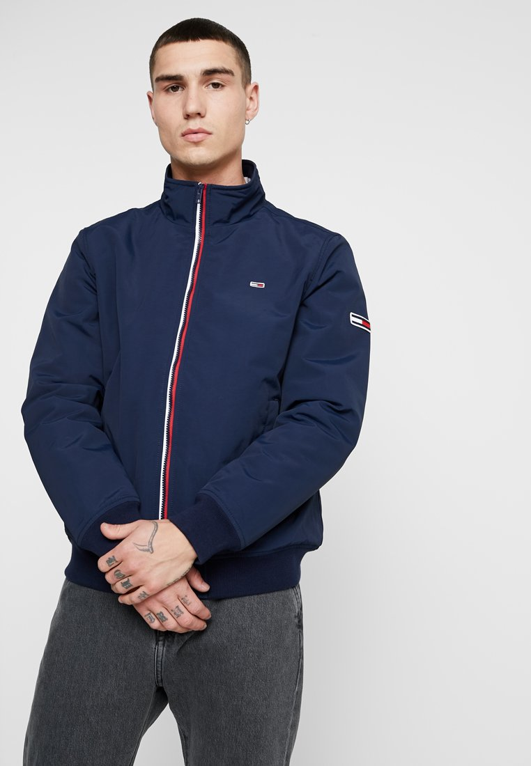 Tommy Jeans - ESSENTIAL PADDED JACKET - Light jacket - blue