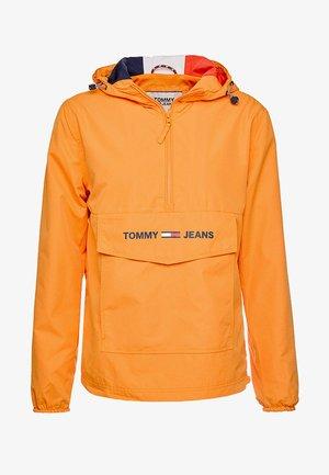 TJM LIGHT WEIGHT POPOVER - Tuulitakki - orange