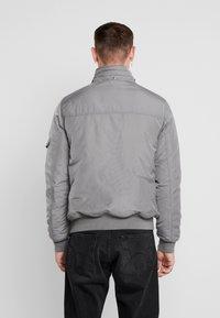 Tommy Jeans - TECH JACKET - Winter jacket - steel gray - 4