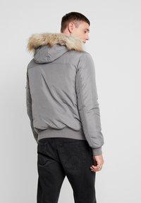 Tommy Jeans - TECH JACKET - Winter jacket - steel gray - 2