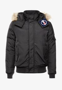 Tommy Jeans - TECH JACKET - Chaqueta de invierno - black - 6