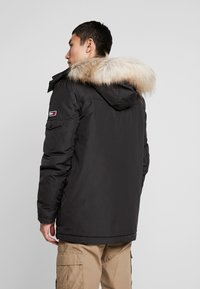 Tommy Jeans - Winter coat - black - 2