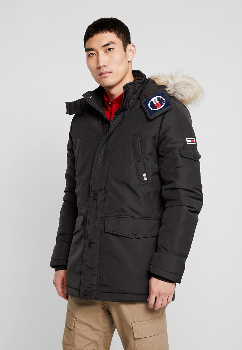 Tommy Jeans - Winter coat - black