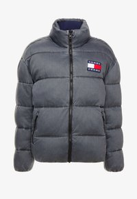Tommy Jeans - WASHED PADDED JACKET - Winterjas - tommy black - 3
