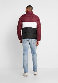 Tommy Jeans - COLORBLOCK - Giacca invernale - burgundy - 3