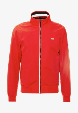 ESSENTIAL JACKET - Korte jassen - racing red
