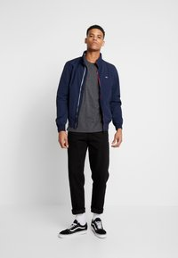 Tommy Jeans - ESSENTIAL JACKET - Summer jacket - dark blue - 1