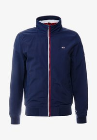 Tommy Jeans - ESSENTIAL JACKET - Lehká bunda - dark blue