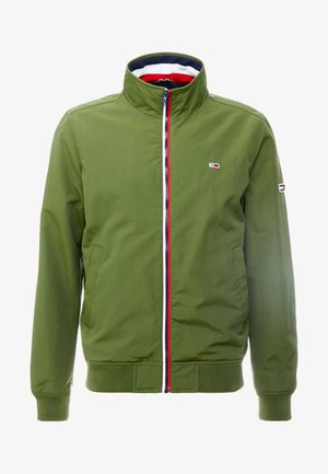 ESSENTIAL JACKET - Chaqueta fina - cypress