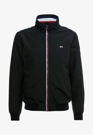 ESSENTIAL JACKET - Kurtka wiosenna - black