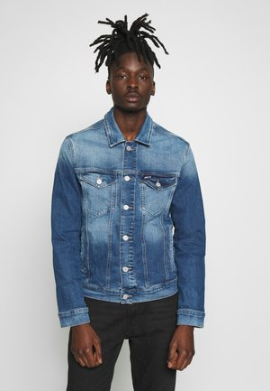 REGULAR TRUCKER JACKET - Giacca di jeans - blue denim