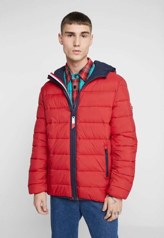 TJM ESSENTIAL  - Winter jacket - racing red