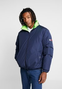 Tommy Jeans - REVERSIBLE JACKET - Giacca invernale - black iris - 3