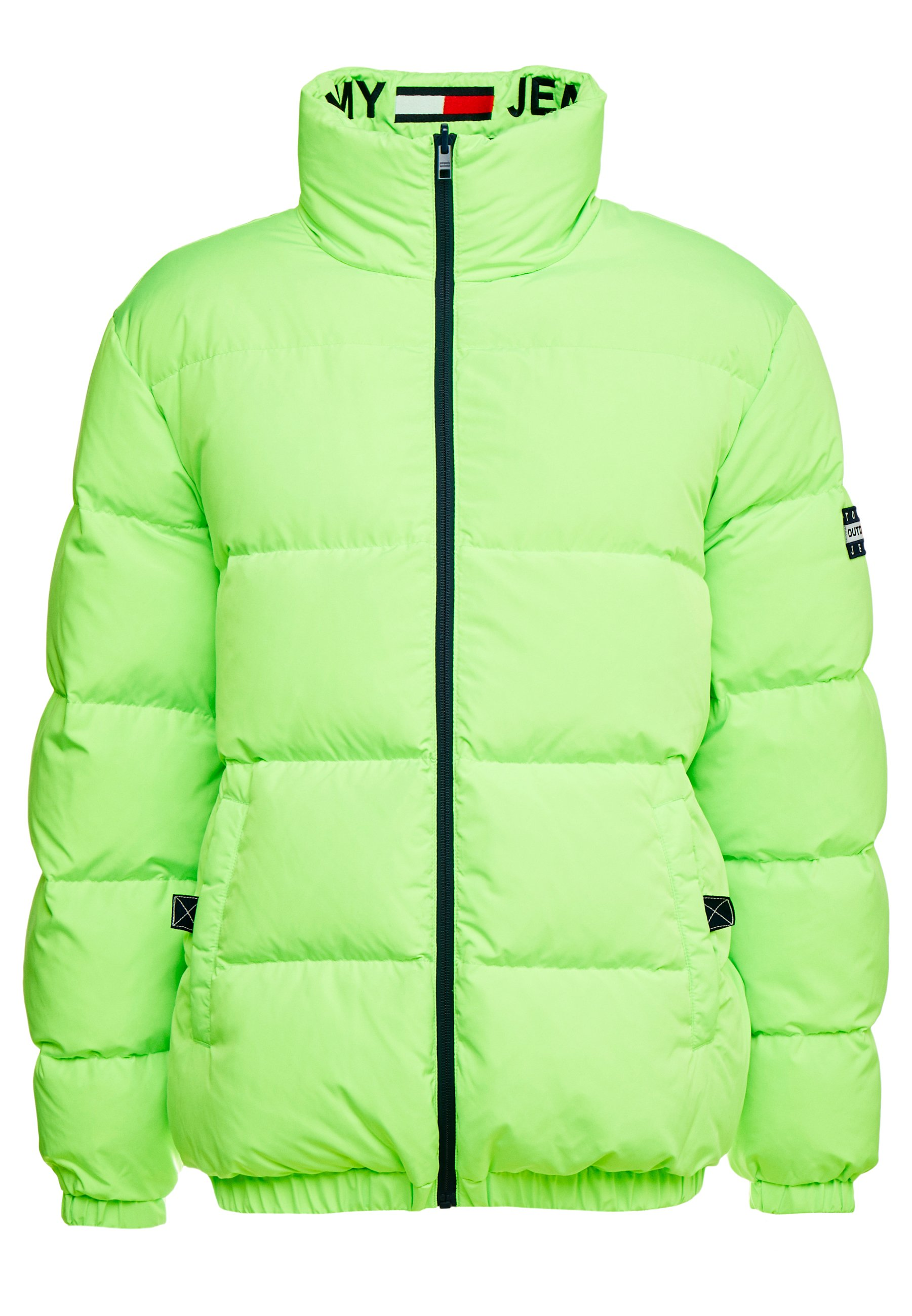 Tommy Jeans Reversible Jacket - Vinterjacka Black Iris