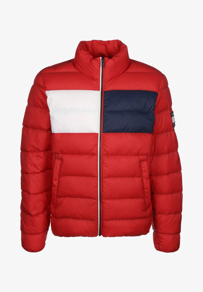 Tommy Jeans - ESSENTIAL JACKET - Doudoune - red