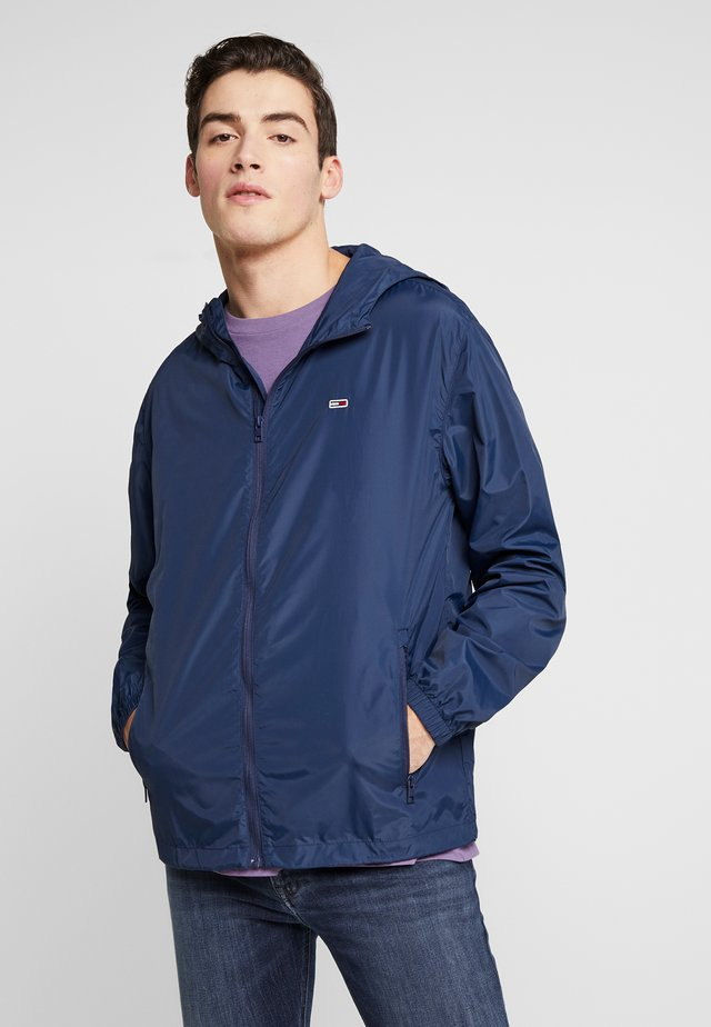 PACKABLE - Windbreakers - twilight navy