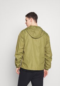 Tommy Jeans - PACKABLE - Vindjakke - uniform olive - 2