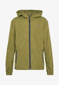 Tommy Jeans - PACKABLE - Vindjakke - uniform olive - 3