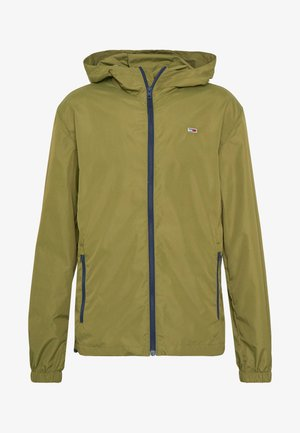 PACKABLE - Veste coupe-vent - uniform olive