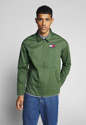 CASUAL JACKET - Summer jacket - uniform olive
