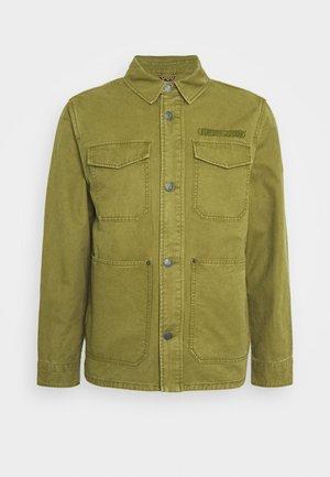 CARGO JACKET - Chaqueta fina - uniform olive