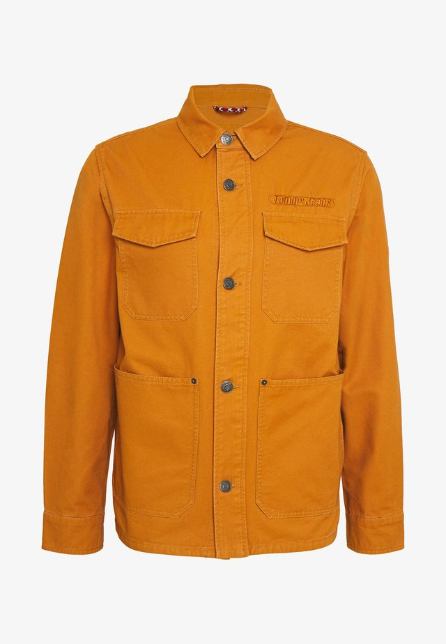 CARGO JACKET - Let jakke / Sommerjakker - spiced toddy