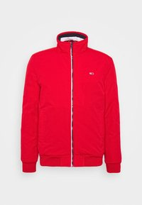 Tommy Jeans - ESSENTIAL PADDED JACKET - Jas - deep crimson - 4
