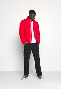 Tommy Jeans - ESSENTIAL PADDED JACKET - Jas - deep crimson - 1