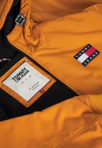 Tommy Jeans - PADDED JACKET - Giacca da mezza stagione - spiced toddy - 6