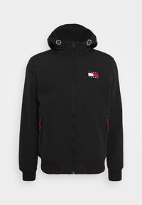 Tommy Jeans - PADDED JACKET - Light jacket - black - 5