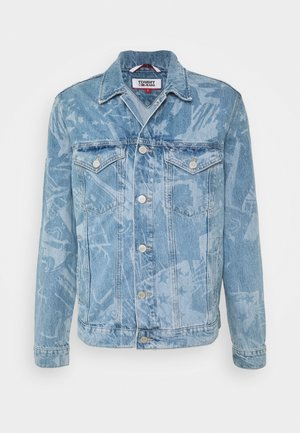 REGULAR TRUCKER - Chaqueta vaquera - laser light blue
