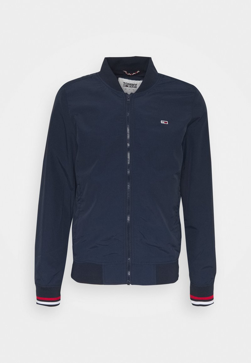 Tommy Jeans - ESSENTIAL - Bomberjacks - twilight navy
