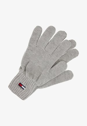BASIC FLAG GLOVES - Gants - grey