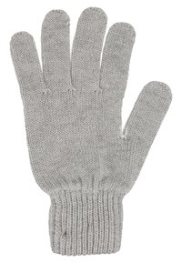 Tommy Jeans - BASIC FLAG GLOVES - Guantes - grey - 2