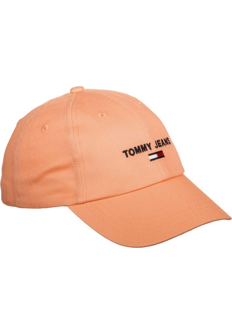 Tommy Jeans - CAP SPORT W - Cap - canteloupe