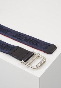 Tommy Jeans - BELT - Belte - blue - 2