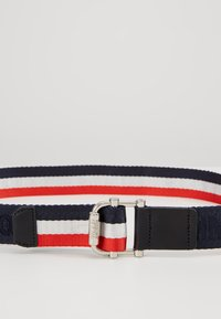 Tommy Jeans - BELT - Belte - blue - 4