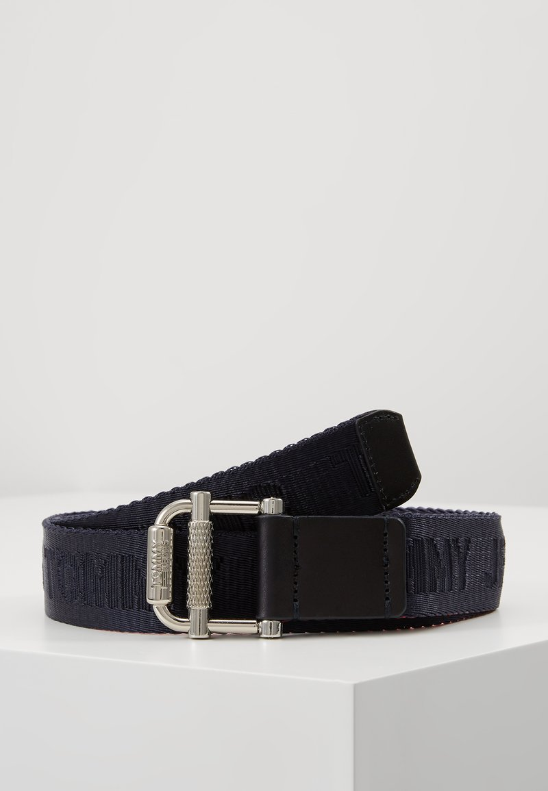 Tommy Jeans - BELT - Belt - blue