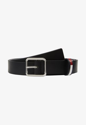 FLAG INLAY - Belt - black