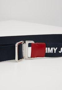 Tommy Jeans - TJW WEBBING BELT 3.5 - Pásek - multi - 4