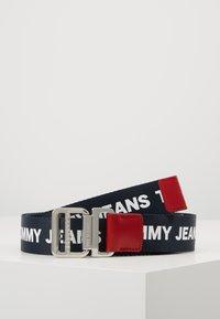 Tommy Jeans - TJW WEBBING BELT 3.5 - Pásek - multi - 0