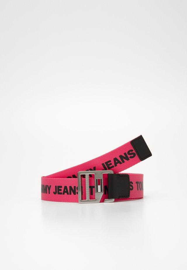 BELT  - Pásek - pink
