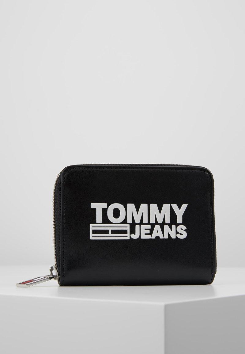 Tommy Jeans - TEXTURE WALLET - Peněženka - black