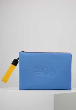 TEXTURE COMPUTER SLEEVE - Notebooktasche - blue