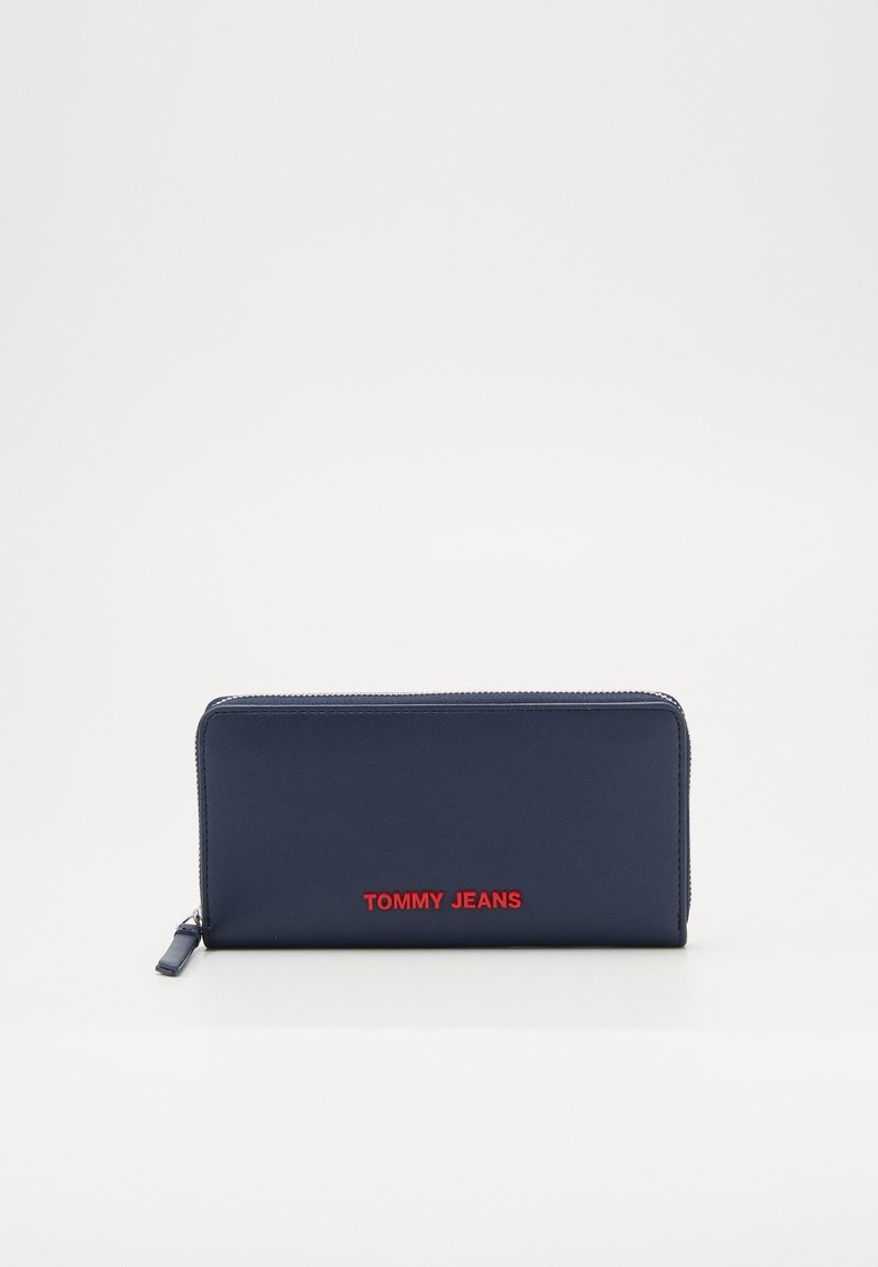 Tommy Jeans - NEW MODERN WALLET - Peněženka - dark blue