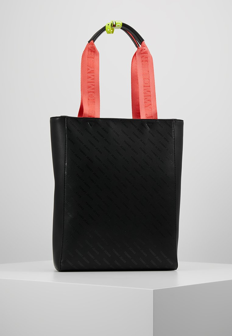 Tommy Jeans - HYPE GIRL TOTE - Handtasche - black