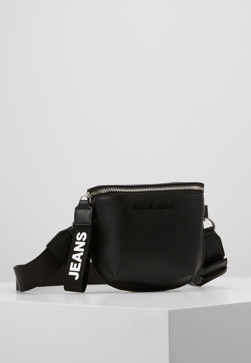 Tommy Jeans - FEMME MINI BUMBAG - Bum bag - black